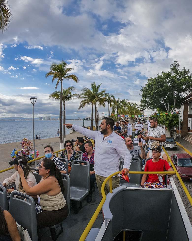 VallarTourBus-Tour Puerto Vallarta-City Tour-Tour de Día