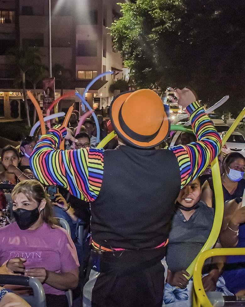 VallarTourBus-Tour Puerto Vallarta-City Tour-Tour de Noche